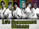 Juegos de los guerreros wasabi